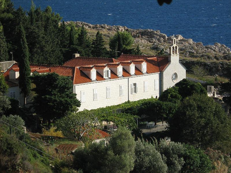 Kuća matica Danče, samostan i crkvica sv. Marije, Dubrovnik