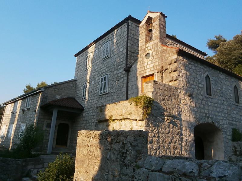 Samostan sv. Kuzme i Damjana, Ston