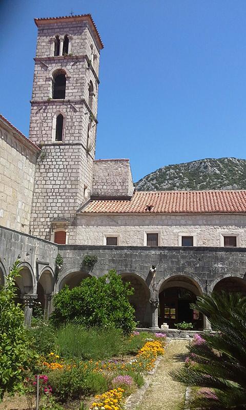 Samostan sv. Nikole, Ston