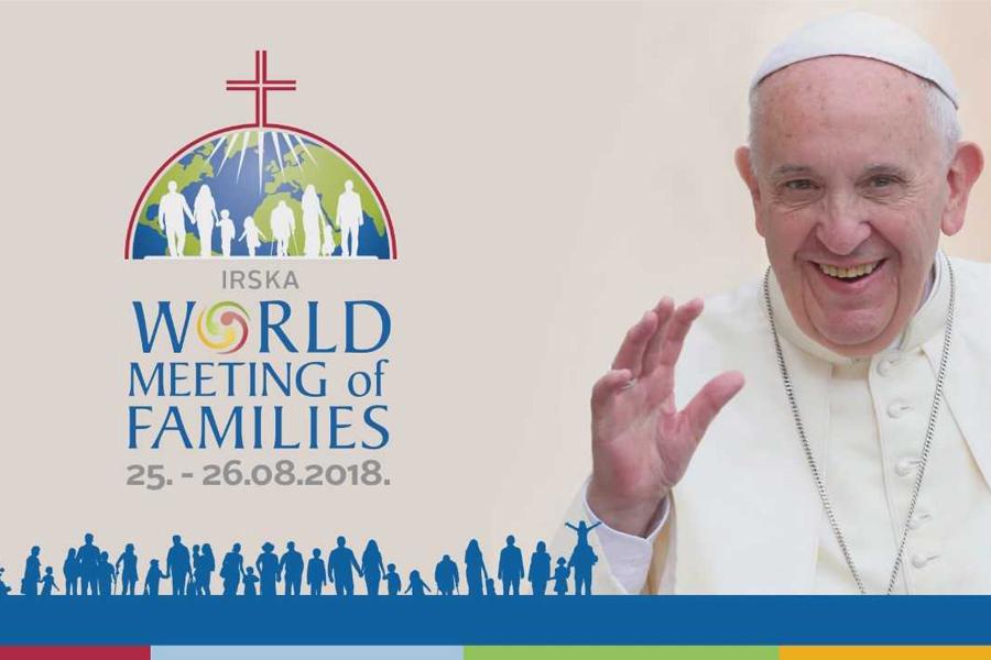IX. Svjetski susret obitelji u Dublinu