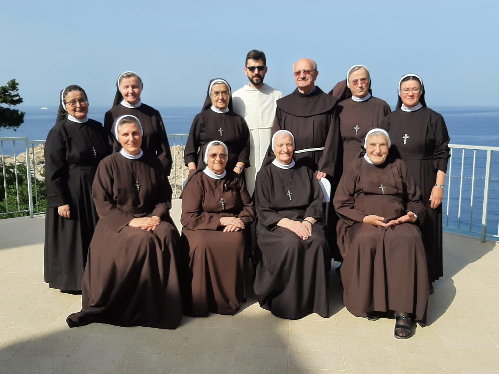 Proslava redovničkih jubileja na Dančama