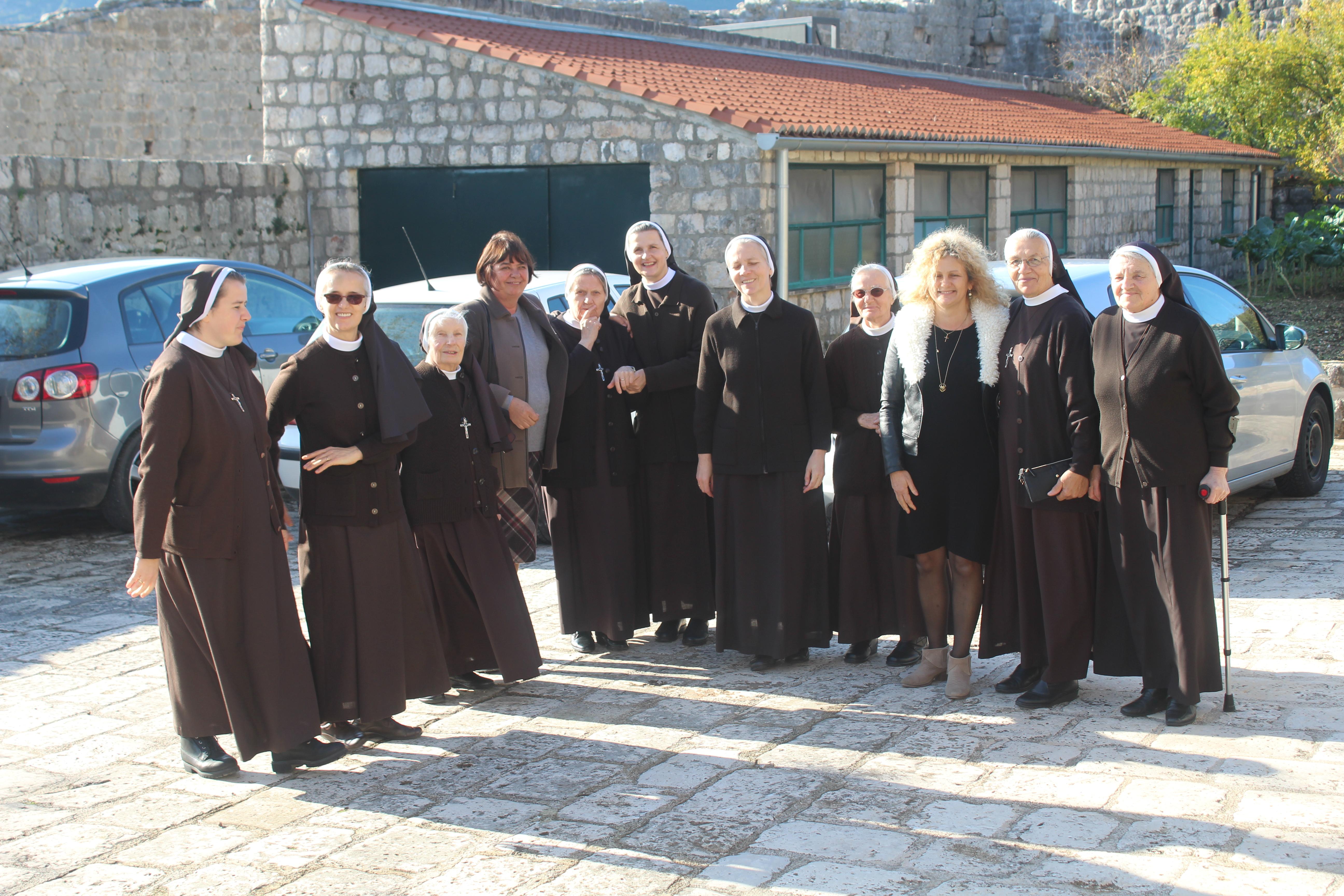 Dan Družbe 2019. uz slavlje 90. godina prisutnosti sestara u Stonu