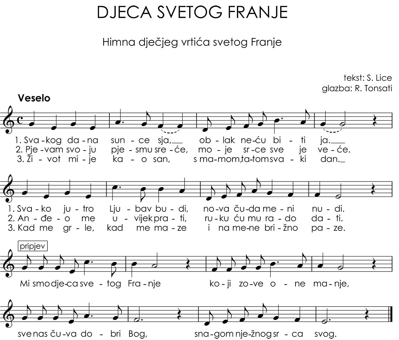 Himna vrtića