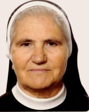 Obavijest o smrti s. Terezije Sabljić