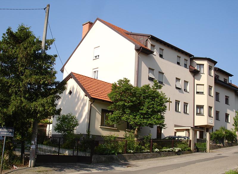 Samostan i dječji vrtić sv. Franje, Zagreb